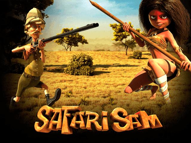 игровой автомат Safari Sam