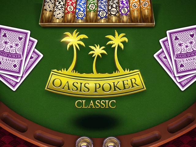 Покер Oasis Poker Classic